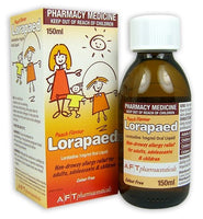 Lorapaed Syrup 1mg/mL 150mL