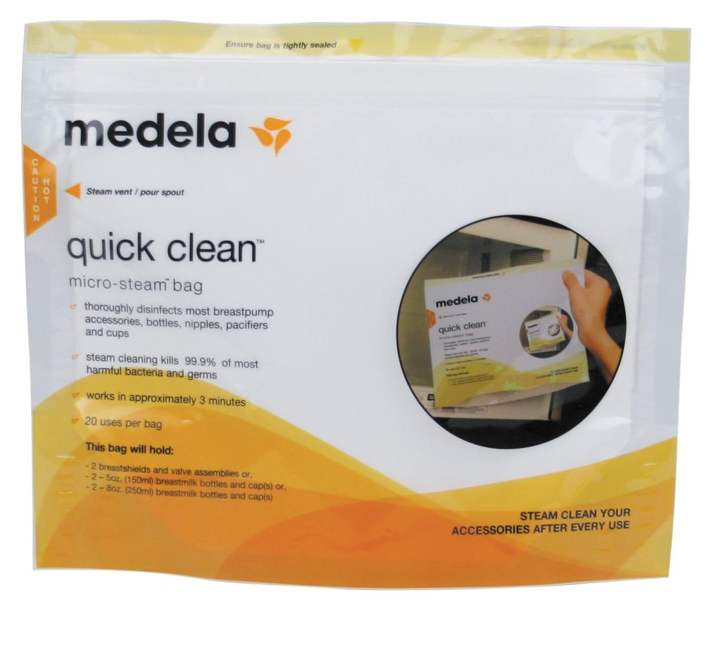 Medela Quick Clean Bags 20