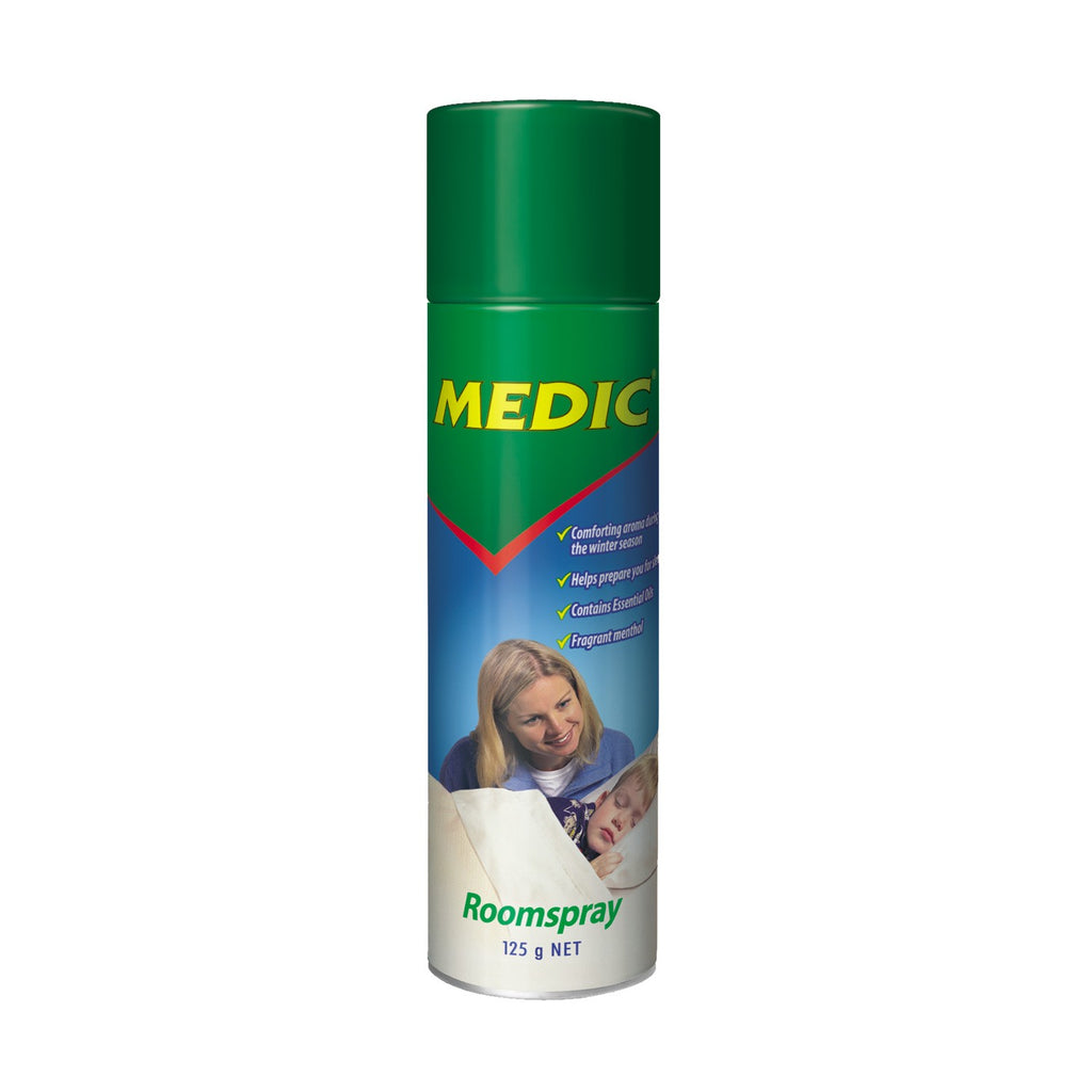 Medic Vapour Spray 125g