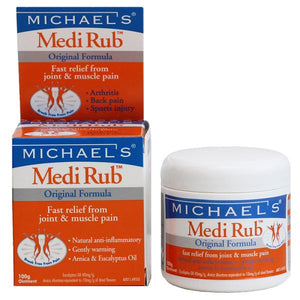 Michaels Medi Rub