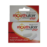 Mouth Ulcer Capsules 4