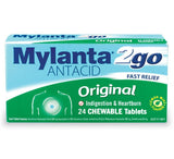 Mylanta 2Go Original Chewables