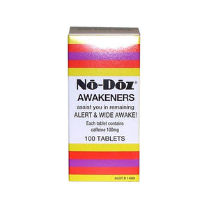No-Doz TABLETS