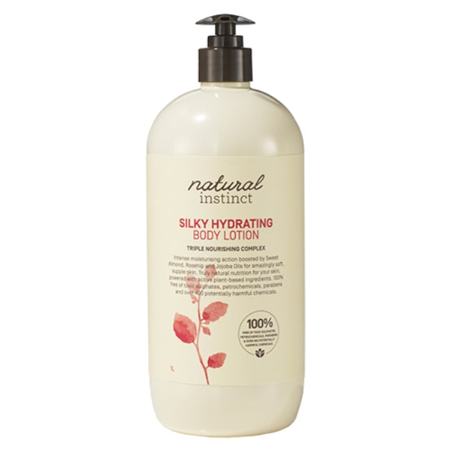 Natural Instinct Hydrating Body Lotion 1 Liter