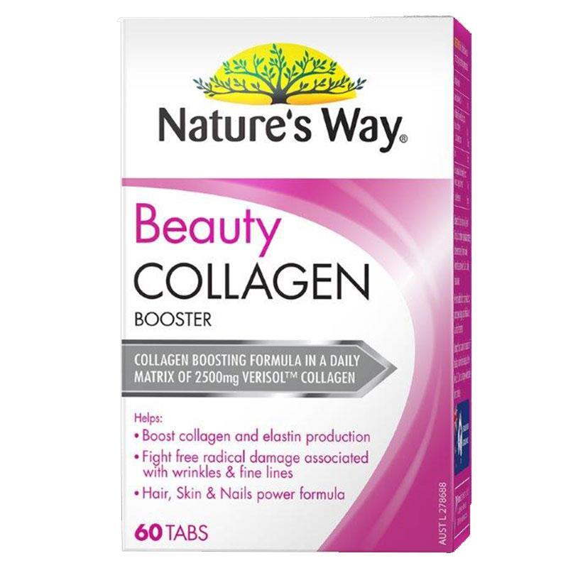 Natural Way Beauty Collagen Booster 60
