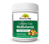 Natural Way Complete Daily Multivitamins 200