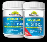 Natural Way Fish Oil Odourless