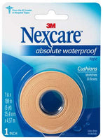Nexcare Absolute Waterproof Tape 25.4mmx4.5m
