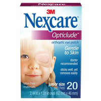 Nexcare Opticlude Eye Patch Junior 20