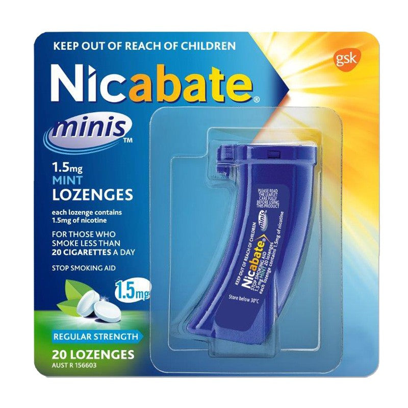 Nicabate Mini 1.5mg