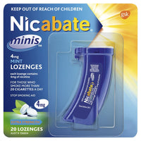 Nicabate Mini 4mg
