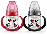 Nuk Mickey Push-Pull Train Bottle Mixed