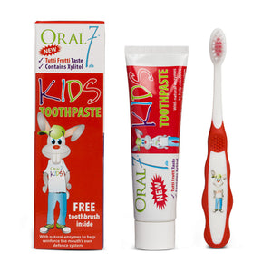 Oral 7 Kids Toothpaste 50mL