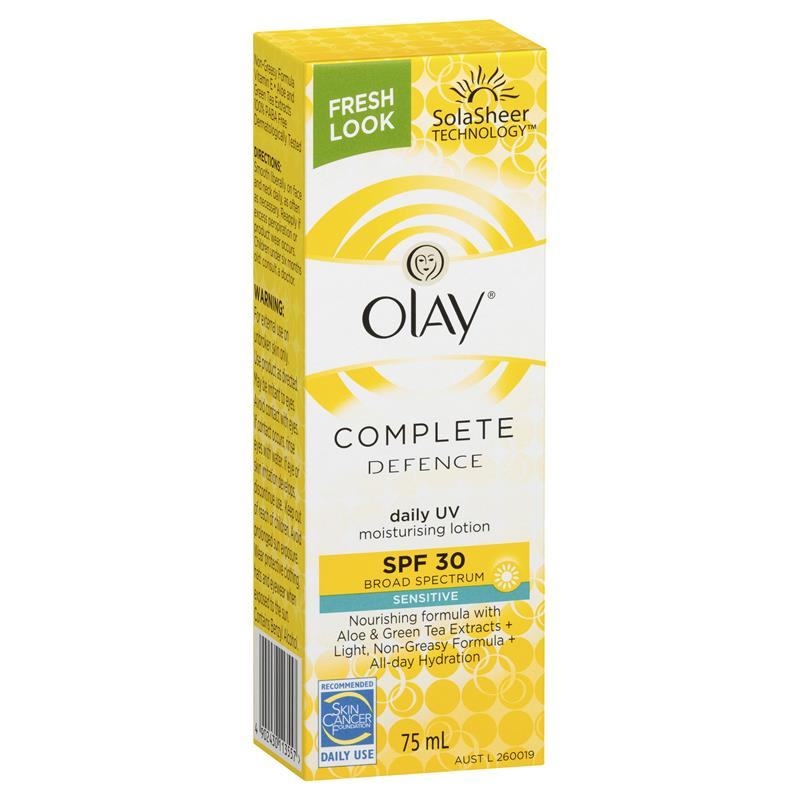 Olay Complete Lotion Max Defence 30+ 75mL