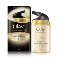 Olay Total Effect Touch of Foundation SPF15 50g