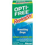 Opti-free Contact Rewetting Drops