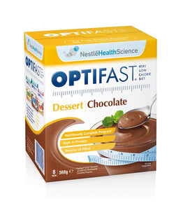 OPTIFAST VLCD Chocolate Dessert