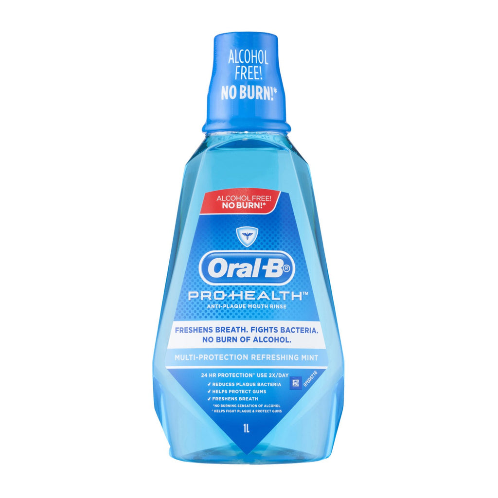 Oral B Pro Health Multi-Protection Rinse 1 Liter