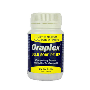 Oraplex Cold Sore 30
