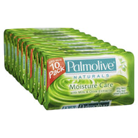 Palmolive Soap Bar Green 10 Pack x6