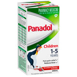 Panadol Suspension 1-5yr Strawberry