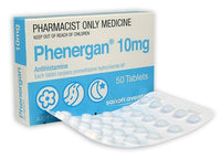 Phenergan 10mg 50 (S3)