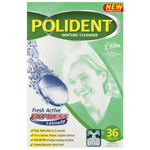 Polident Fresh Active 36