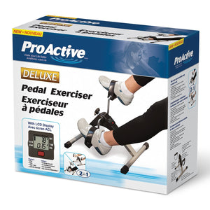 ProActive Pedal Exerciser Digital Display
