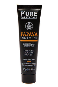 Pure Papaya Ointment Calendula Tube 25g x12