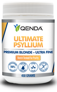 Qenda Ultimate Psyllium Original 450g