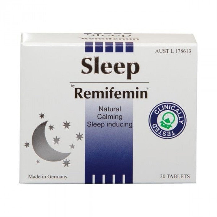 Remifemin Sleep Tabs 30