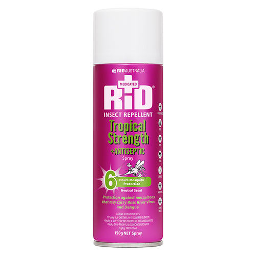 Rid Tropical Repellent