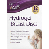 Rite Aid Hydrogel Breast Disc 12