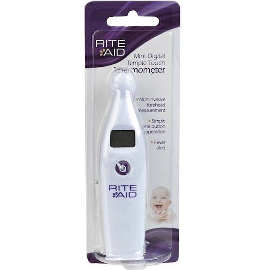 Rite Aid Temple Thermometer Digital