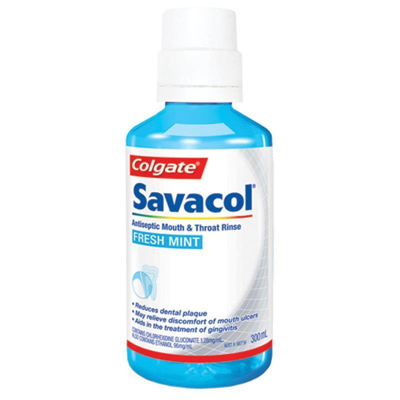 Savacol Freshmint 300mL