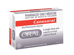Canesoral Oral Capsule 150mg (S3)