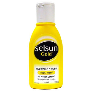 Selsun Gold Treat 125mL