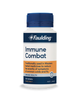 Faulding Immune Combat 100 tablets with Andrographis, Echinacea, Zinc, Olive Leaf
