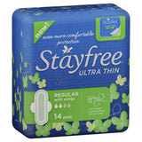 Stayfree Ultra Thin Regular Wings 14