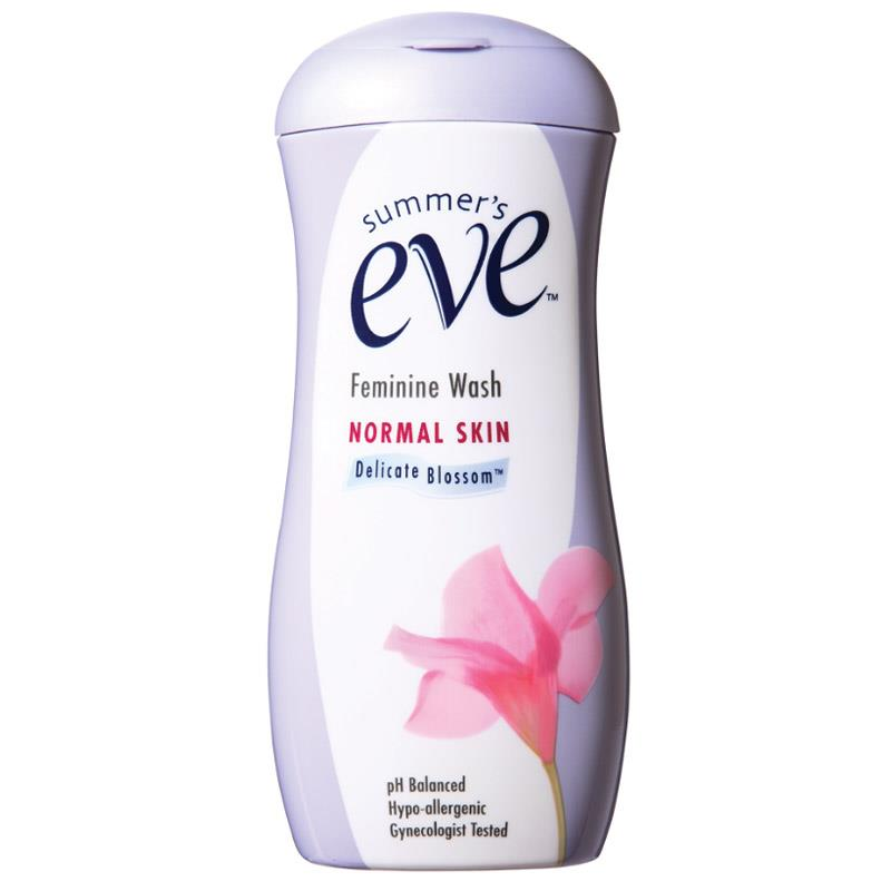 Summer Eve Feminine Wash 237mL