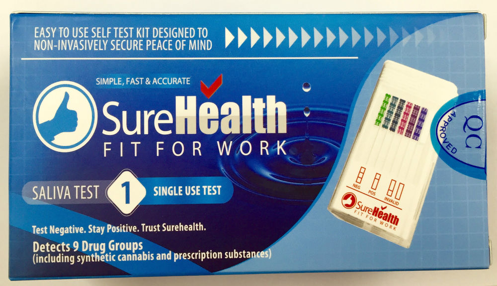 Sure Health Saliva Test