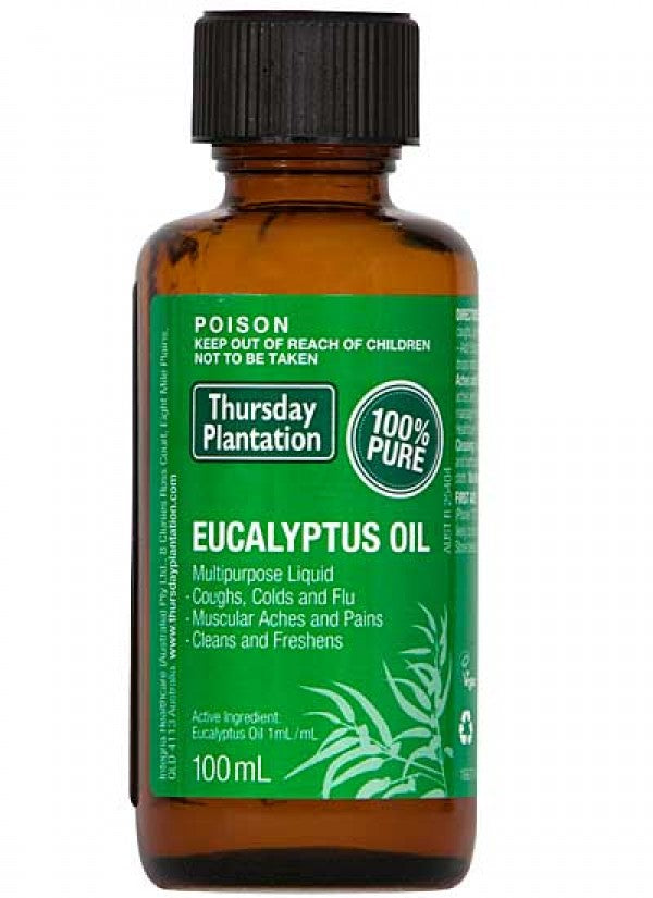 Thursday Plantation Eucalyptus Pure Oil 100mL