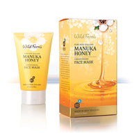 Wild Ferns Manuka Honey Face Mask
