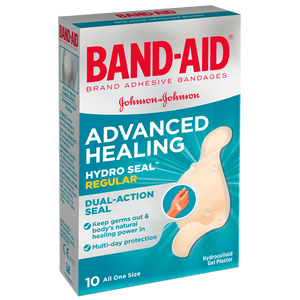Band-Aid Advanced Healing Hydro Seal