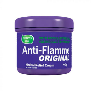 Nature's Kiss Anti Flamme Original or Extra 90g