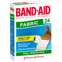 Band-Aid Fabric Dressings