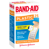 Band-Aid Plastic Strips