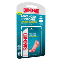 Band-Aid Advanced Footcare Blister Cushions
