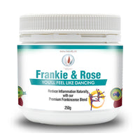 Healing Naturally WA Frankie & Rose 250g