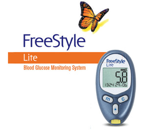 Abbott FreeStyle Lite Glucose Monitoring Kit